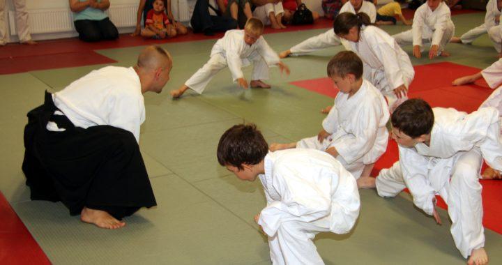 7.12.2020 znovu začíná cvičení pro děti