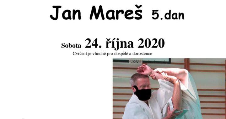 24.10.2020 Jan Mareš 5. Dan-Zrušeno