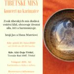 23.10.2020 Tibetské mísy-Zrušeno